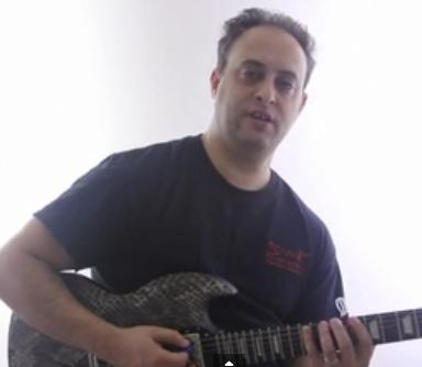 how to get started shredding - lead guitar lesson
