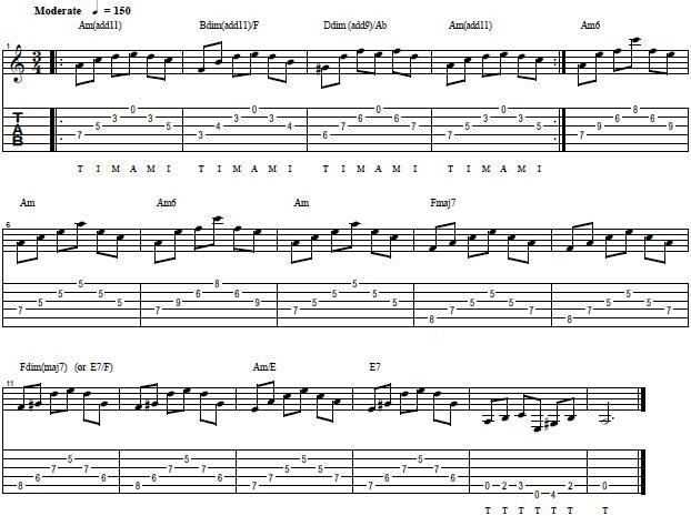 How-to-Play-Tears-in-the-Rain-by-Joe-Satriani--part-1-Acoustic-Guitar-Lesson