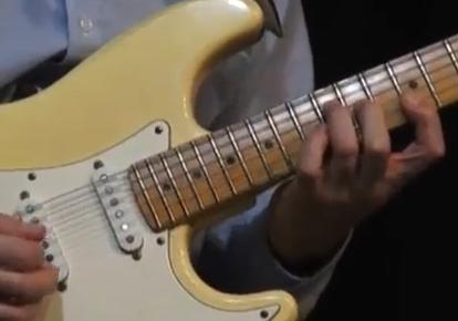 blues chords tony keck