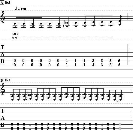 Metal Guitar Lesson on Drop D Tuning – How to Tune in Drop D