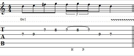 Legato Guitar