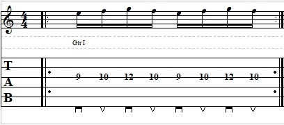 Learn to Play Speed Picking Exercises on Guitar – Lead Guitar Lesson on Alternate Picking Part 2