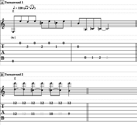 how to play simple guitar blues