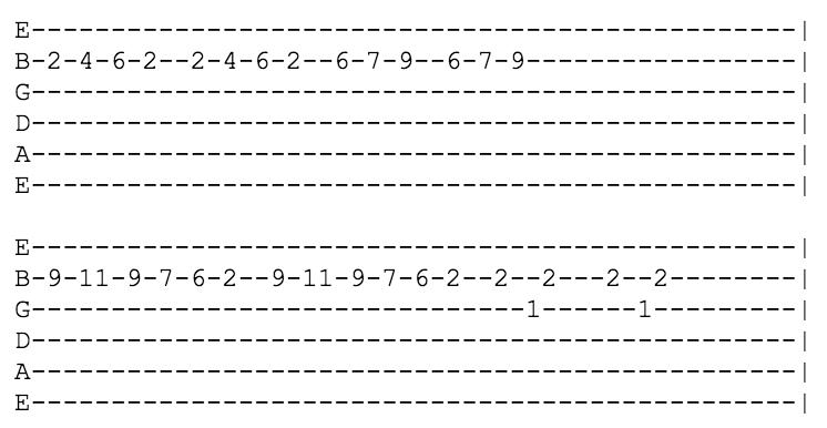 Guitar Songs For Kids
