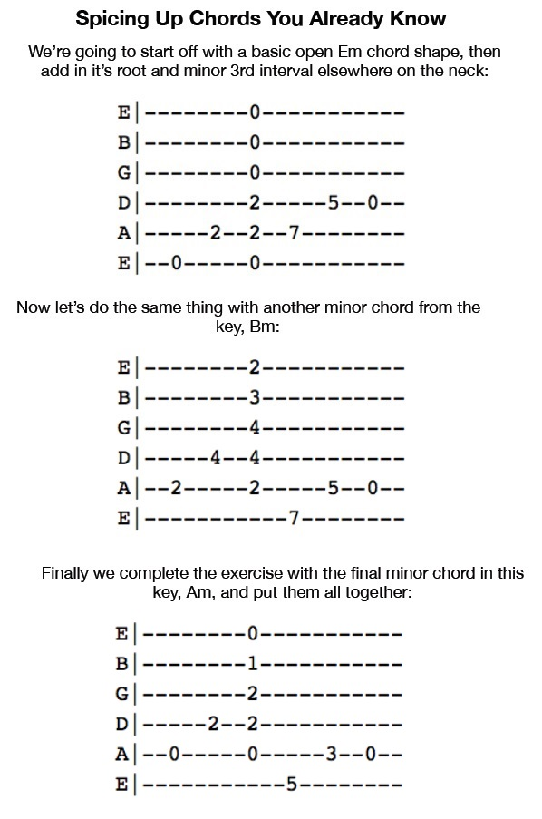 Spicing Up Chords You Already Know - Easy Acoustic Guitar