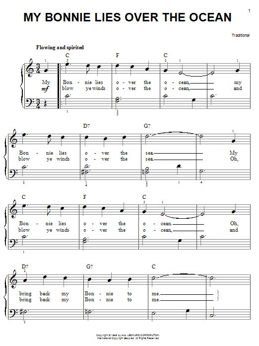 the ocean guitar tab pdf