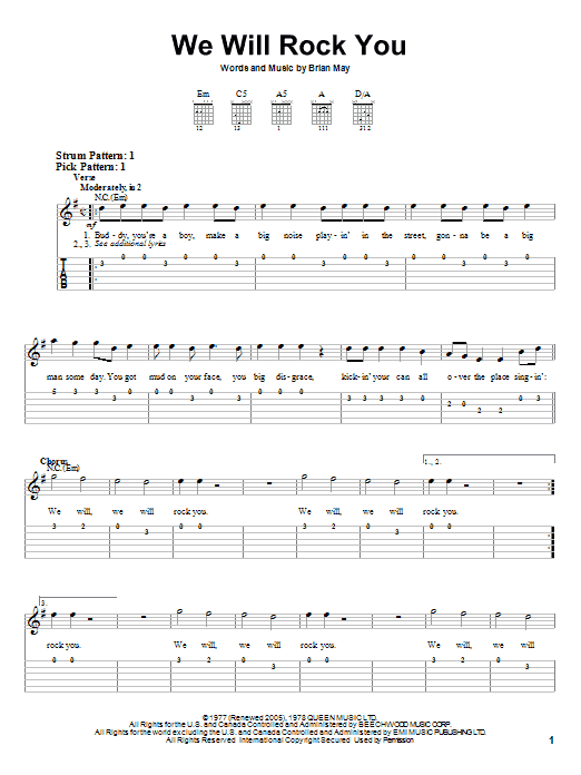 Guitar guitar tabs easy : guitar tab easy