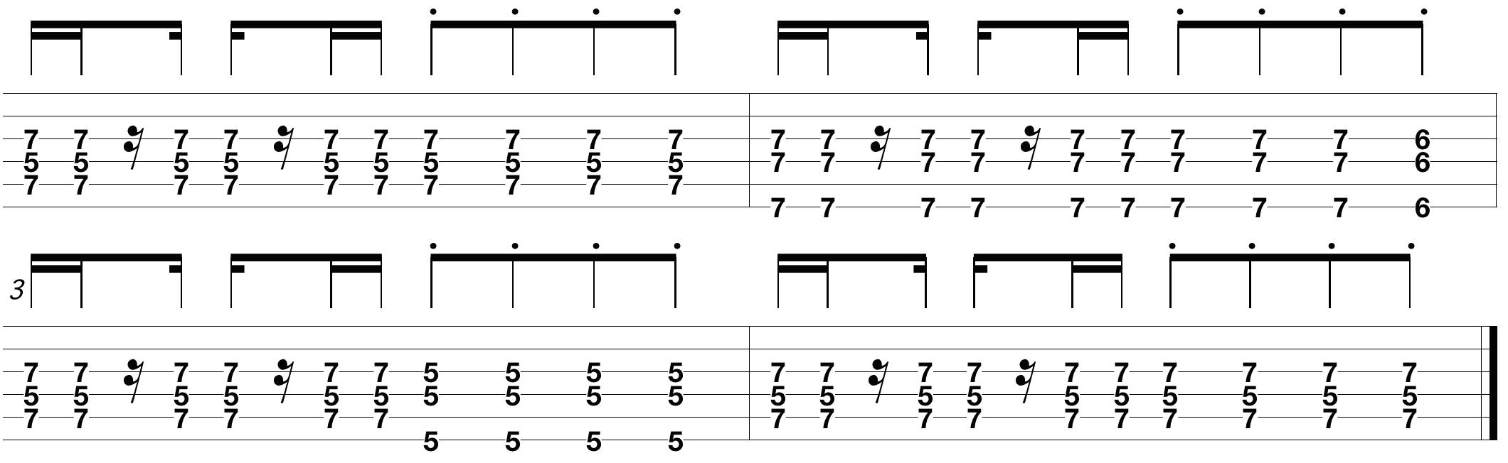 learning rhythm guitar