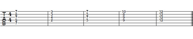 more easy funky chord progressions in e minor. Black Bedroom Furniture Sets. Home Design Ideas