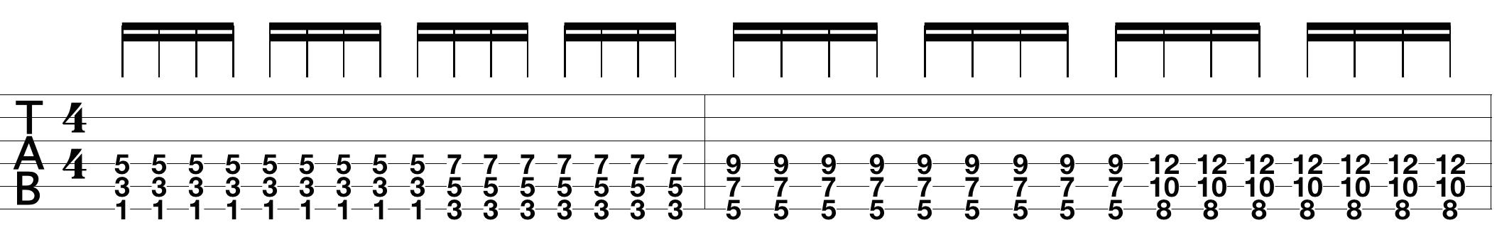 rhythm guitar lesson