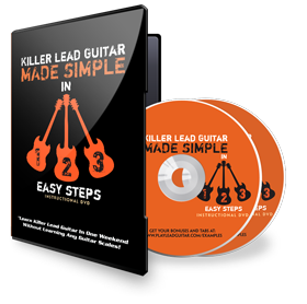 Killer Lead Guitar Made Simple