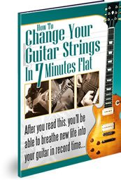 How to Change Your Guitar Strings in 7 Minutes Flat