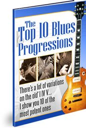 The Top 10 Blues Progressions
