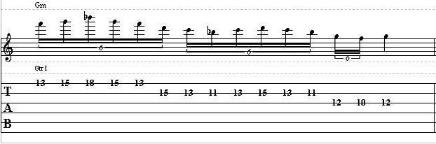 3 note per string pentatonic lick shred guitar lesson. Black Bedroom Furniture Sets. Home Design Ideas