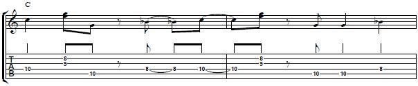 how to play latin rhythms on guitar
