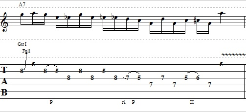 Lick library chords and scales-1107