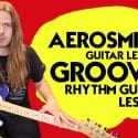 Aerosmith Guitar Lesson