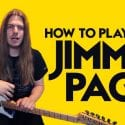 How to Play Like Jimmy Page