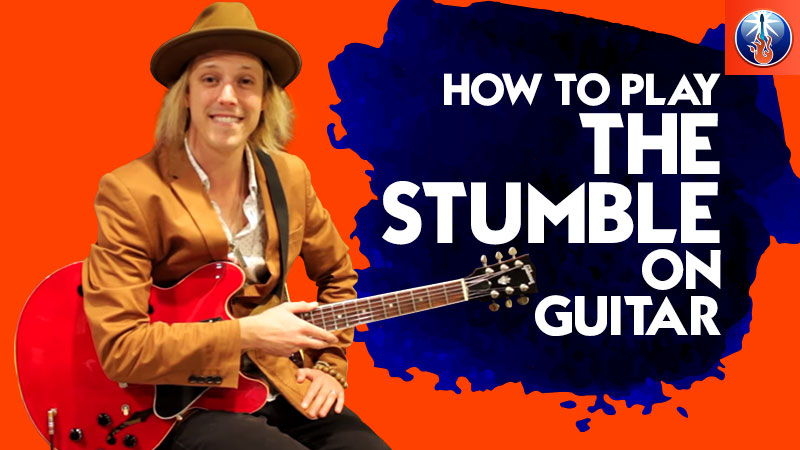 How to Play The Stumble On Guitar
