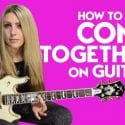 how to play Come together on the guitar