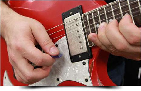 Guitar Proper Posture and Hand Positioning