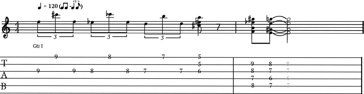 12 bar blues turnarounds